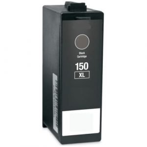 Compatible Lexmark 150XLB (14N1614AAN) Black High Yield ink cartridge - 750 pages