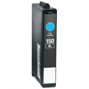 Compatible Lexmark 150XLC (14N1615AAN) Cyan High Yield ink cartridge - 700 pages