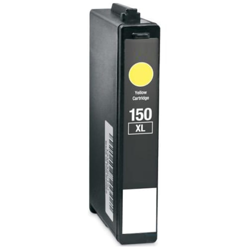 Compatible Lexmark 150XLY (14N1618AAN) Yellow High Yield ink cartridge - 700 pages