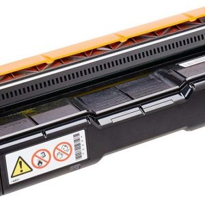 Compatible Ricoh/Lanier 406062 Yellow toner cartridge - 2,000 pages