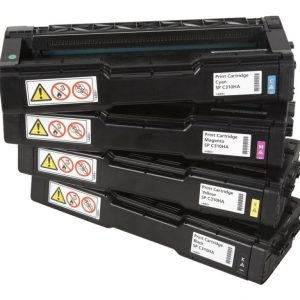 Compatible Ricoh/Lanier 406486 Yellow toner cartridge - 6,000 pages