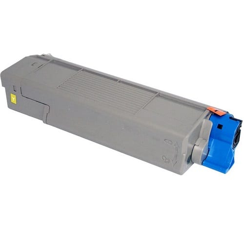 Compatible Oki 42918917 Yellow toner cartridge - 15,000 pages