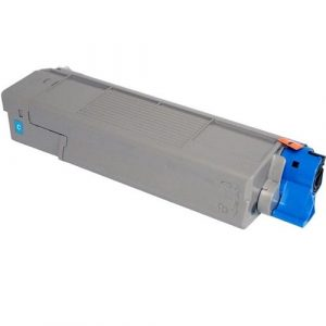 Compatible Oki 42918919 Cyan toner cartridge - 15,000 pages