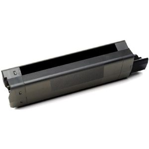 Compatible OKI 43865712 Black Laser toner - 8,000 pages