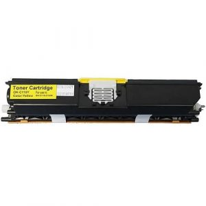 Compatible Oki 44250705 Yellow toner cartridge - 2,500 pages