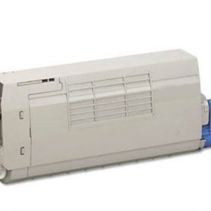 Compatible Oki 44318609 Yellow toner cartridge - 11,500 pages