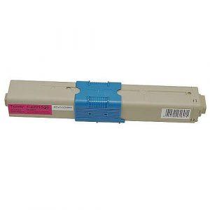Compatible Oki 44469756 Magenta toner cartridge - 2,000 pages