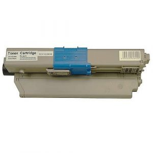 Compatible Oki 44469805 Black toner cartridge - 3,500 pages