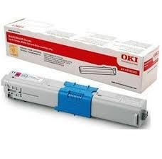 Genuine Oki 44973546 Magenta toner cartridge - 1,500 pages