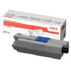 Genuine Oki 44973548 Black toner cartridge - 2,200 pages