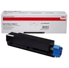 Genuine Oki 44992406 Black toner cartridge - 1,500 pages