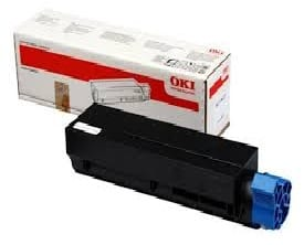 Genuine Oki 45807103 Black toner cartridge  - 3,000 pages