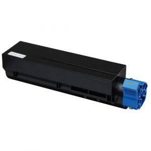 Compatible Oki 45807107 Black toner cartridge - 7,000 pages