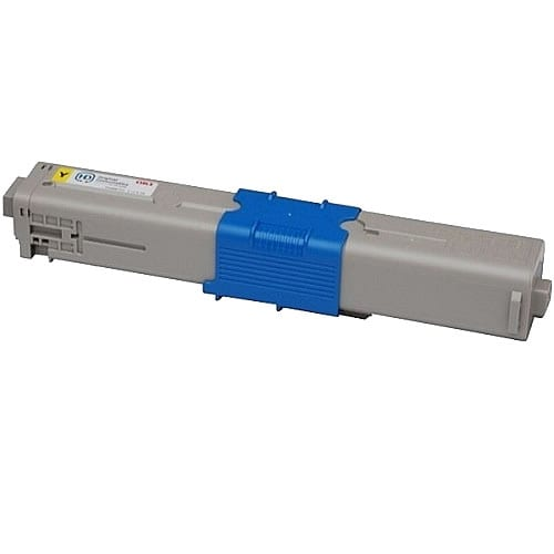 Compatible Oki 46508717 Yellow toner cartridge - 3,000 pages