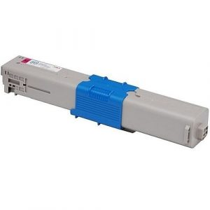 Compatible Oki 46508718 Magenta toner cartridge - 3,000 pages
