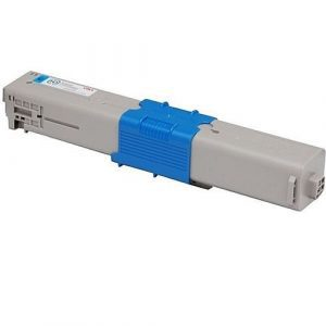 Compatible Oki 46508719 Cyan toner cartridge - 3,000 pages