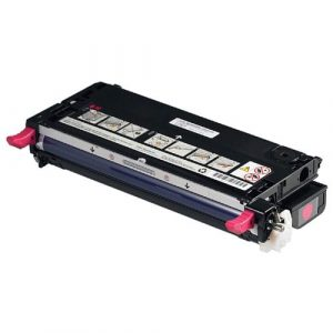 Compatible Dell 592-10383 Magenta toner cartridge - 9,000 pages