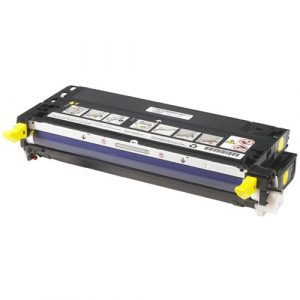Compatible Dell 592-10384 Yellow toner cartridge - 9,000 pages