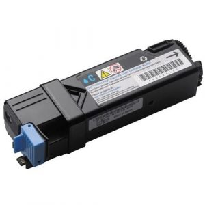 Compatible Dell 592-10501 Cyan toner cartridge - 2,500 pages