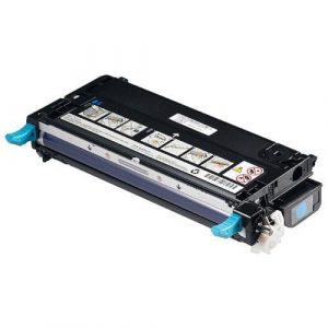Compatible Dell 592-10557 Cyan toner cartridge - 4,000 pages