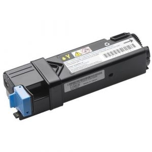 Compatible Dell 592-11628 Yellow toner cartridge - 2500 pages