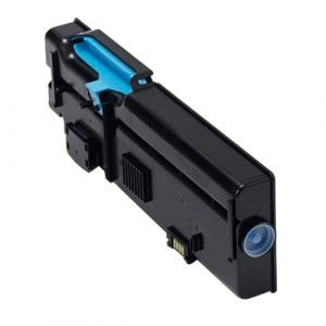 Compatible Dell 592-12008 Cyan toner cartridge - 4,000 pages