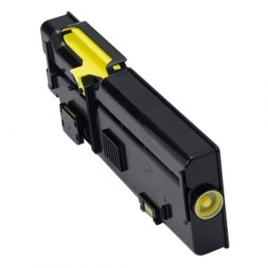 Compatible Dell 592-12012 Yellow toner cartridge - 4,000 pages