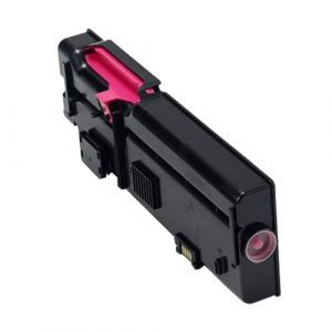 Compatible Dell 592-12015 Magenta toner cartridge - 4,000 pages