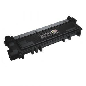 Compatible Dell 593-BBLT toner cartridge - 2,600 pages
