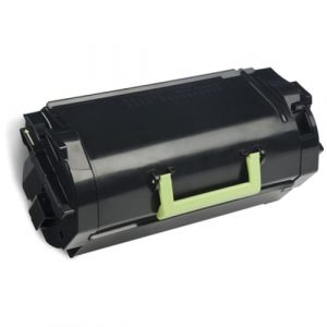 Compatible Lexmark 62D3H00 (623H) Black High Yield toner cartridge - 25,000 pages