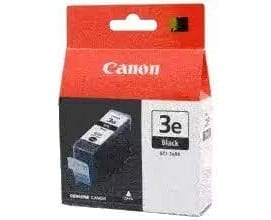Genuine Canon BCI-3E Black ink cartridge - 500 pages