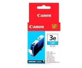 Genuine Canon BCI-3E Cyan ink cartridge - 280 pages
