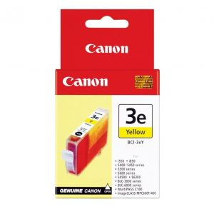 Genuine Canon BCI-3E Yellow ink cartridge - 280 pages