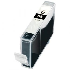 Compatible Canon BCI-6 Black ink cartridge - 280 pages