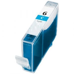 Compatible Canon BCI-6 Cyan ink cartridge - 820 pages