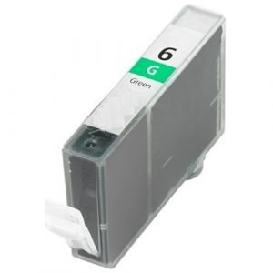 Compatible Canon BCI-6 Green ink cartridge - 100 pages