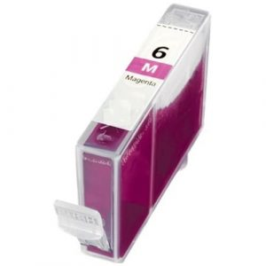 Compatible Canon BCI-6 Magenta ink cartridge - 820 pages