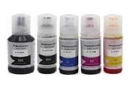 Compatible Epson T512 EcoTank Yellow Dye ink bottle - 5,000 pages