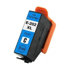 Compatible Epson 202XL Cyan ink cartridge - 470 pages
