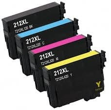 Compatible Epson 212XL Black ink cartridge - 500 pages