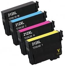 Compatible Epson 212XL Yellow ink cartridge - 350 pages