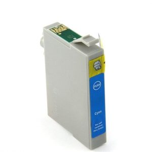 Compatible Epson T0472 Cyan ink cartridge - 250 pages
