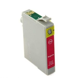 Compatible Epson T0473 Magenta ink cartridge - 250 pages