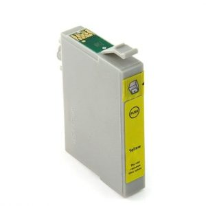 Compatible Epson T0474 Yellow ink cartridge - 250 pages