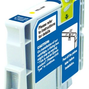 Compatible Epson T0494 Yellow ink cartridge - 450 pages