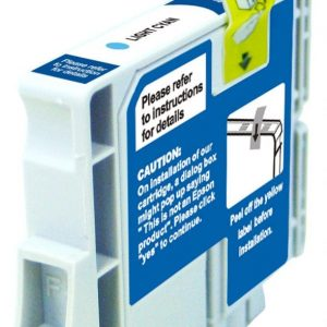 Compatible Epson T0495 Light Cyan ink cartridge - 450 pages