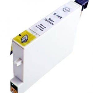 Compatible Epson T0540 Gloss Optimiser ink cartridge - 440 pages
