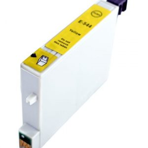 Compatible Epson T0544 Yellow ink cartridge - 440 pages