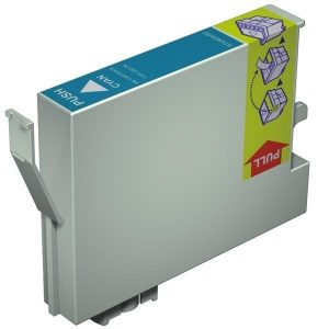 Compatible Epson T0562 Cyan ink cartridge - 290 pages