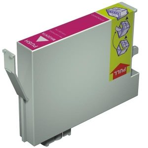 Compatible Epson T0633 Magenta ink cartridge - 380 pages